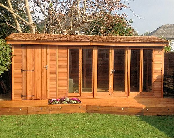 Malvern Studio Pavillion - Summerhouse and Shed