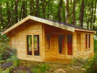 Shire New Forest Log Cabin - Two Rooms
