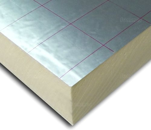 LOG CABINS - Roof Insulation - Roof insulation kit, 50mm thick with extra decking boards