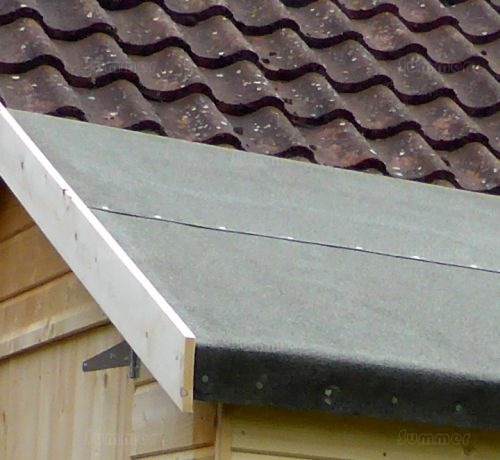 LOG CABINS - Roofing Felt - Untearable roofing felt
